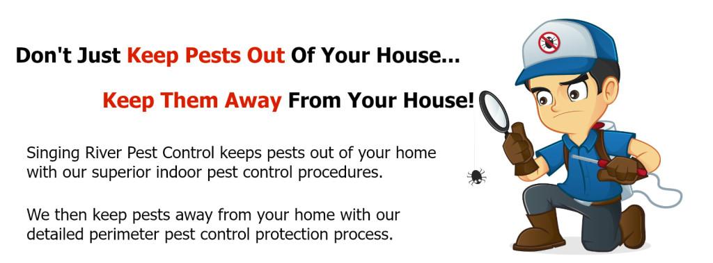 Florence AL Pest Control, Singing River Pest Control