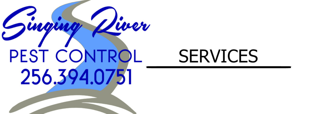 Muscle Shoals Pest Control, Singing River Pest Control